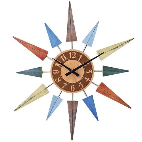 フラッグのような時計