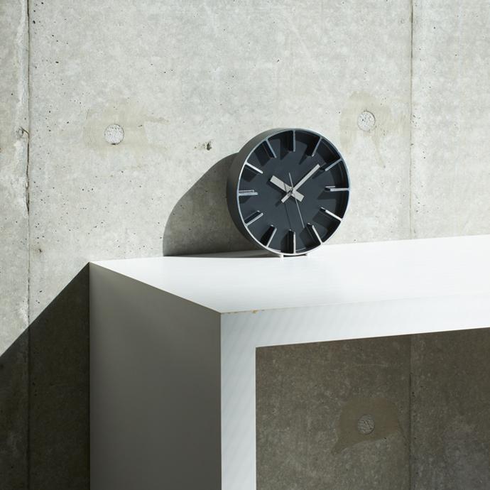 Edge Clock | エッジクロック | Sサイズ | 置時計としても使えます