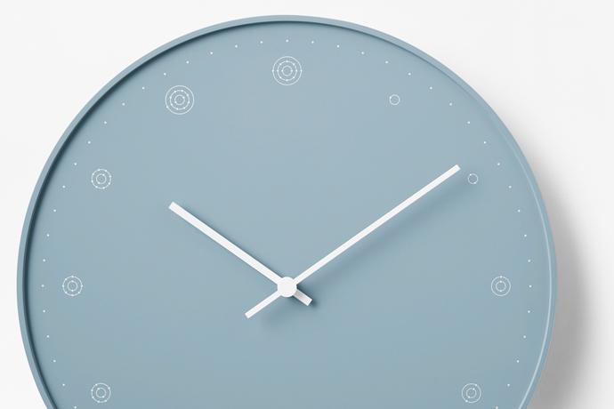 molecule | モレキュール | 電子の数によって時刻を伝える時計
