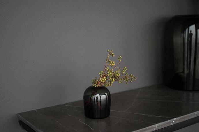 MENU | トロールベース | スモーク | 素朴な花でも素敵な印象に