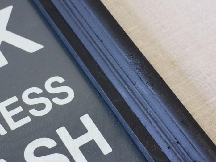 キャンバスポスターのアートパネル,ニューヨーク,ダメージ感のある仕上げでヴィンテージ風