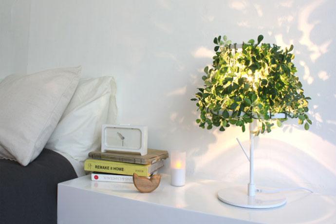 フォレスティ|テーブルランプ|木漏れ陽あふれる癒しの空間へ