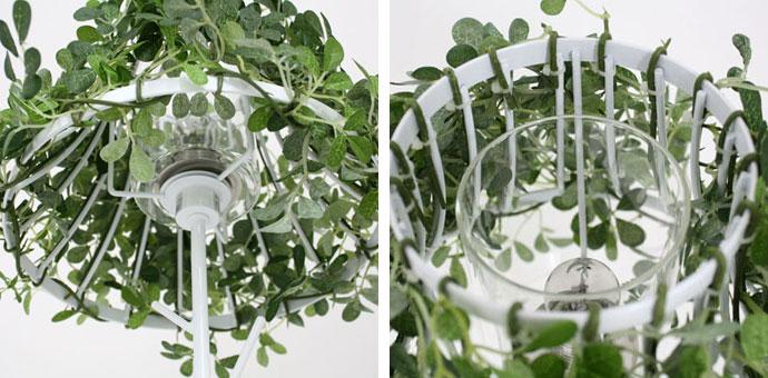 フォレスティ|テーブルランプ|ガラスシェード付きの安心設計