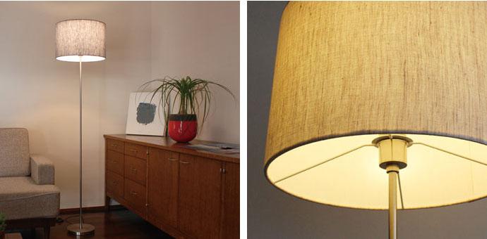 LEDフォスキア|フロアランプ|セカンド照明としてもOK