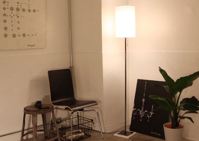 Serie|セリエ|フロアランプ|セカンド照明としてもOK
