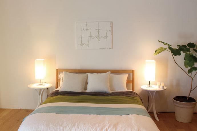 Serie,セリエ,テーブルランプ,気軽に叶うホテルライクな空間