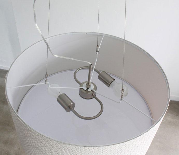 テセレ | ペンダントランプ | 100Wの電球2灯付