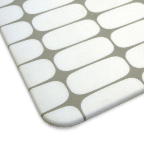 まな板,ツートーン,ホワイト,アップ,お洒落なまな板