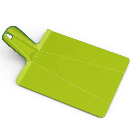 まな板,グリーン,両端が折れる優れもの,商品画像