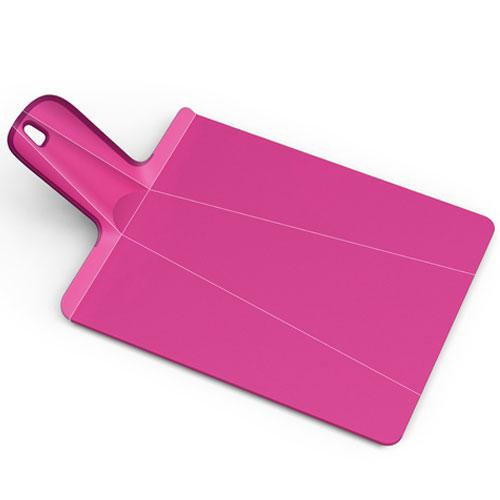 まな板,ピンク,両端が折れる優れもの,商品画像