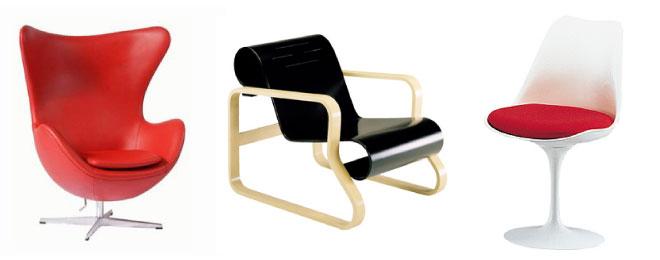 デザイナーズ家具を取り入れる