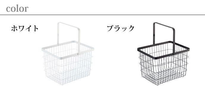 シンプルなランドリーワイヤーバスケット,ホワイト,ブラック,サイズ