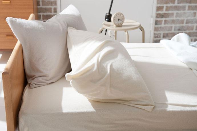 ベッドシーツ | エアリーパイル | 敏感肌の方でも安心