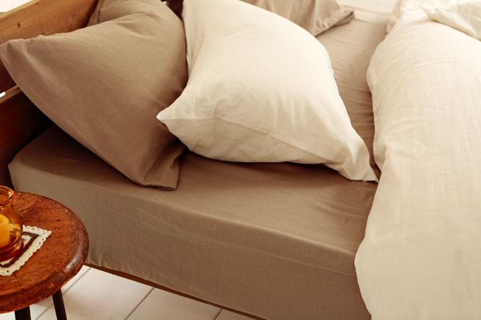 ベッドシーツ | ダブルガーゼ | クミン