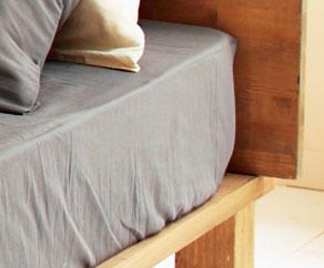 ベッドシーツ | ダブルガーゼ | マチ30cm