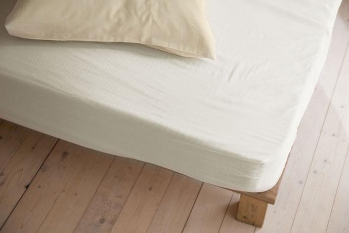 ベッドシーツ | ダブルガーゼ | ホワイト