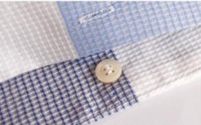 コンフォーターカバー | フレンチストライプ | 裾ボタン式