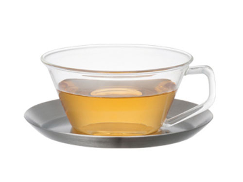 ティーカップ&ソーサー,とっても軽い♪,適度なサイズのソーサー