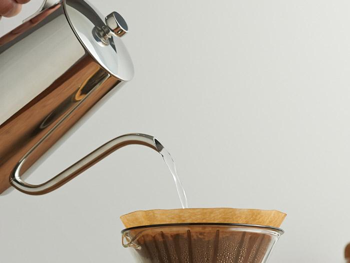 Genuineコーヒーポット,極細の注ぎ口,自分好みのドリップをサポート!