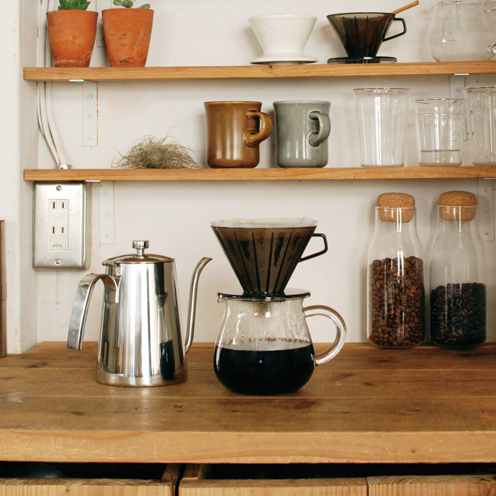 Genuineコーヒーポット,ハンドドリップという豊かな時間をあなたに