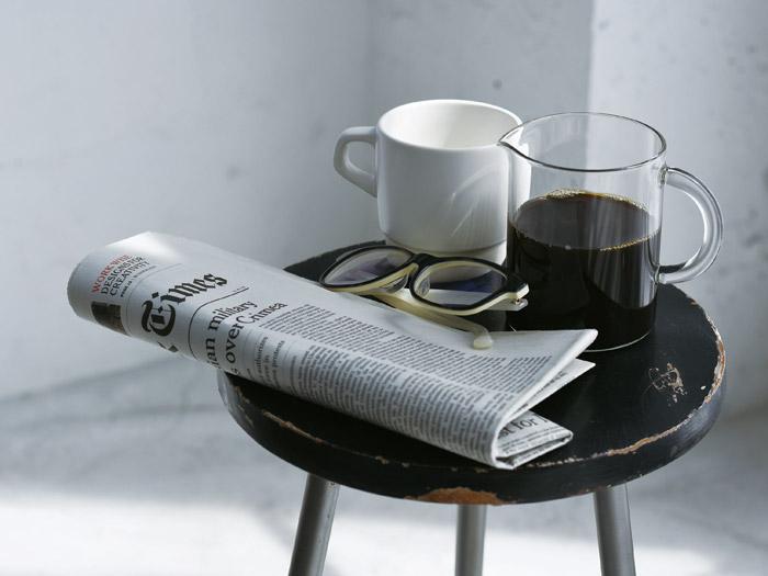 クラシックコーヒーケトル,コーヒーの香りを楽しむ朝のひと時