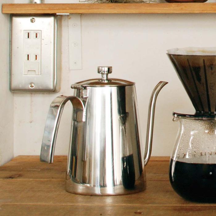 Genuineコーヒーポット,モダンな雰囲気,スタイリッシュな佇まい