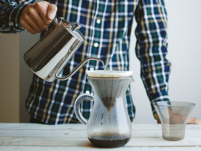 Genuineコーヒーポット,ギフトとしてもオススメ,ハンドドリップの時間がより贅沢に