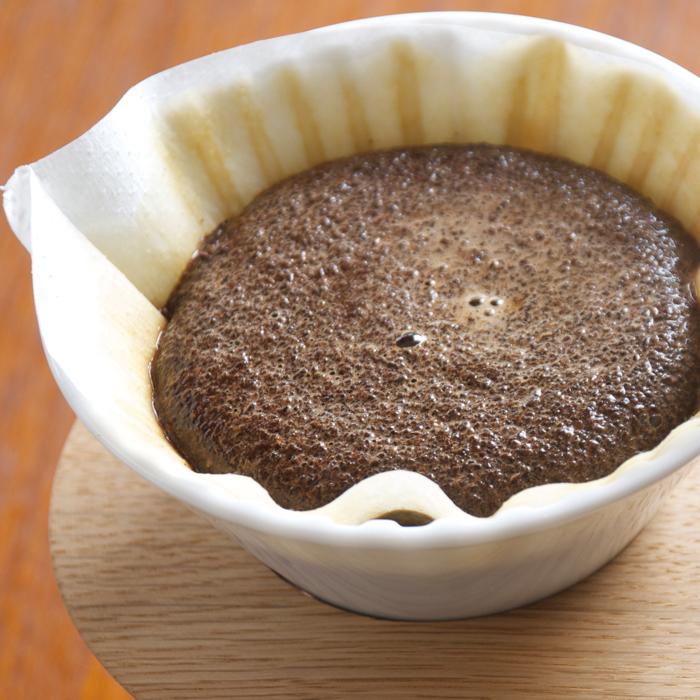 美味しさ5つ星のコーヒードリッパー,ホワイト,本格的なコーヒーが手軽に楽しめる
