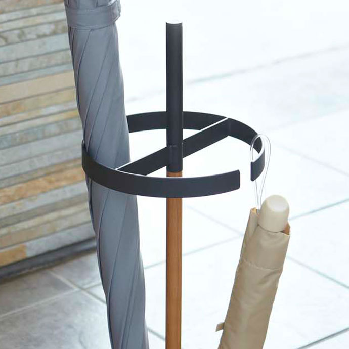 シンプル設計のアイデア傘立て | 長く使える丈夫で安心素材