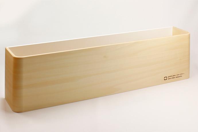 曲げ木カーブが美しいスリッパラック | U SLIPPERS | ヤマト工芸 | 木のやさしい風合い