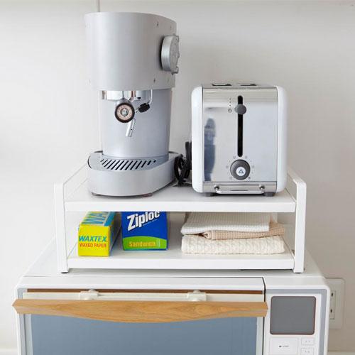 スッキリとしたデザインでキッチンに馴染みます