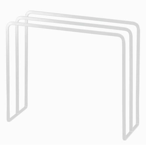 シンプルな布巾ハンガー,ホワイト,商品画像