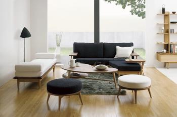 民泊/airbnb 家具インテリアサービスでレンタルが利用できます