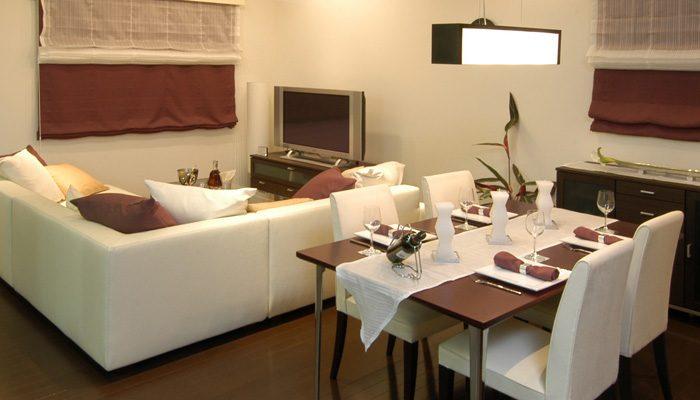 家具家電付き賃貸セッティング
