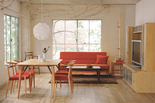 レンタルできる家具